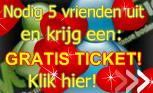 gratis ticket